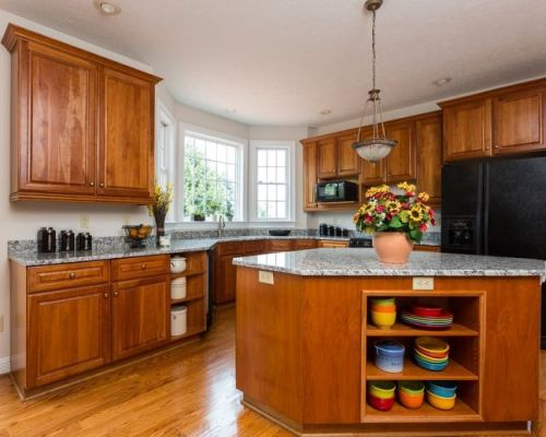 Vastu Colours For Kitchen Cabinets - For All Directions