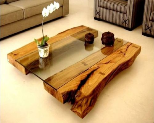Wooden Centre Table Designs - Modern Designs For You
