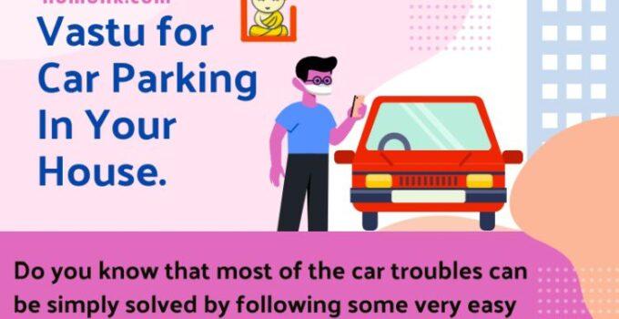 vastu for car parking