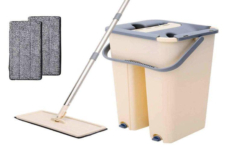 flat mop stick