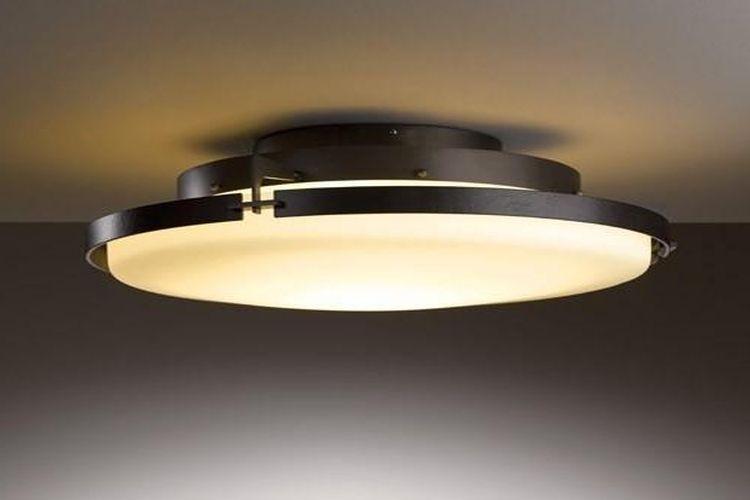 flush false ceiling lights