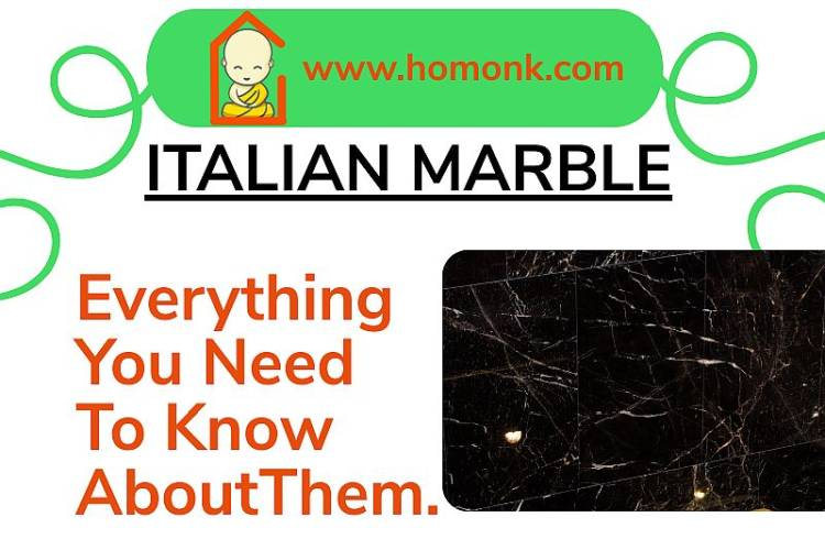 Italian Marble – Price Types And All Details Explained