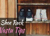 shoe rack vastu