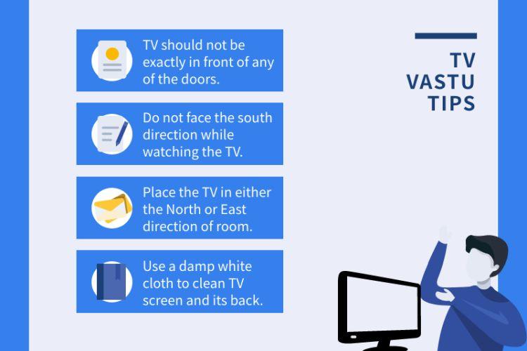 tv vastu tips