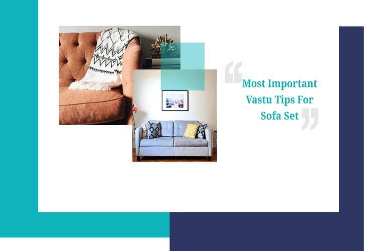 vastu for sofa set