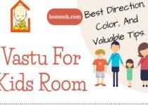 vastu for kids room