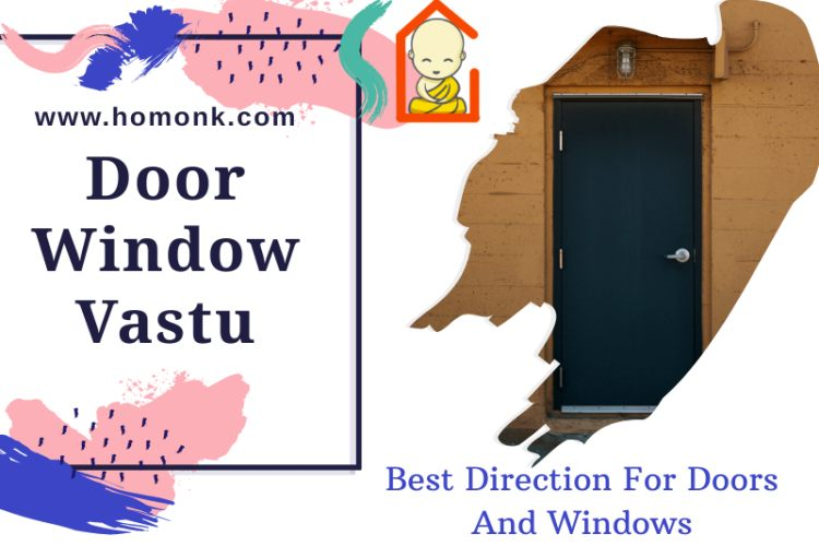 Door Window Vastu Direction