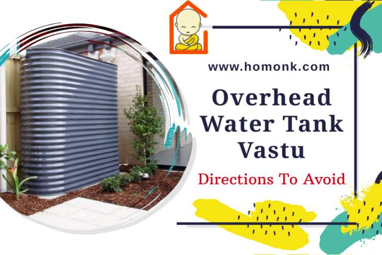 Overhead Water Tank Vastu Best Direction